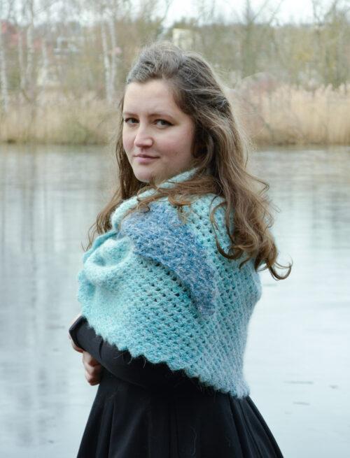 tomis wave shawl pattern 3