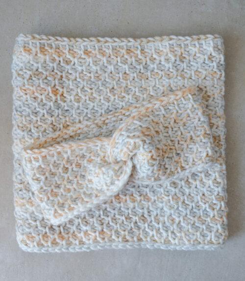 Honeycomb cowl and headband 13 scaled